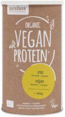 Vegan Protein Rice 80% - Banaan-Lucuma 400 Gram (400 Gram) - Purasana
