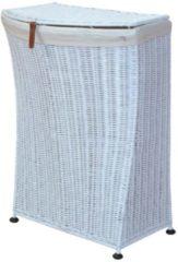 Wäschekorb Wäschesammler Möbel-Direkt-Online weiß