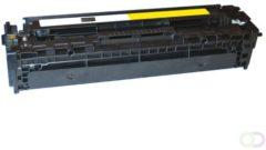 Tonercartridge quantore hp cb542a 1.4k geel