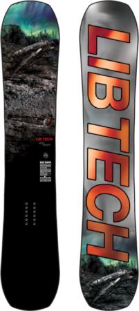 Afbeelding van Lib Tech Box Knife C3 157 2020 patroon