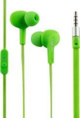 LogiLink HS0044 Wassergeschütztes (IPX6) Stereo In-Ear Headset - grün