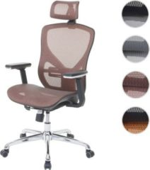Heute-wohnen Bürostuhl HWC-A61, Schreibtischstuhl, Sliding-Funktion Stoff/Textil ISO9001