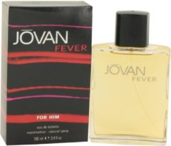 U-jovan Jovan Fever 100 ml - Eau De Toilette Spray Herenparfum