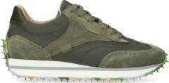 Bronx Dames Lage sneakers Ma-trixx 66373 - Groen - Maat 38