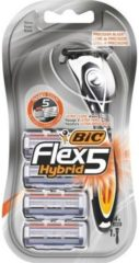 Bic Flex 5 Hybrid Shaver (4st)