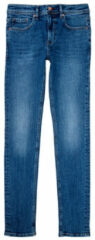 Blauwe Straight Jeans Teddy Smith FLASH
