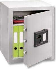 Burg-Wächter Möbeltresor City-Line C4E FS elektronisches Zahlenschloss SecuTronic mit integriertem Fingercan-Modul, VdS zertifiziert Klasse 1