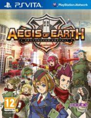 Pqube Aegis of Earth: Protonovous Assault PS Vita (74697)