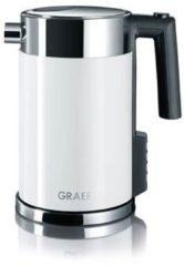 Zilveren Graef waterkoker instelbaar WK701 - 1,5 liter - wir