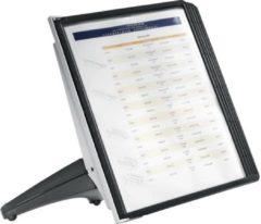 Durable Standaard voor zichtpaneel SHERPA® SOHO 5 Zwart DIN A4 Aantal meegeleverde displaypanels 5