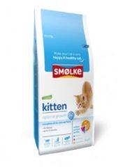 4x Smolke Kittenvoer 2 kg
