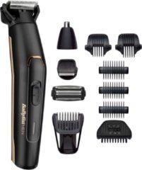 Zwarte BaByliss MT860E hair trimmers/clipper Black Gold
