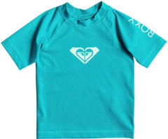 Roxy Whole Heart S/S - Lycra für Mädchen - Blau