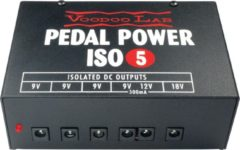 Voodoo Lab Pedaal Power ISO5