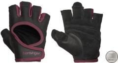 Harbinger Fitness Harbinger Women's Power Stretchback Fitness Handschoenen - Zwart/Rood - M