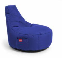 Maison Home Maison's Game Zitzak - Bean Bag - Gaming - Game stoel - Zwart - Zitzak - Polyster - 90x65x80 - Alpha Blue