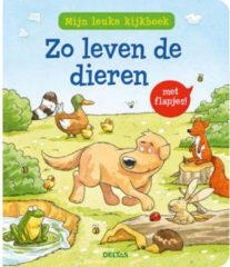 Mijn leuke kijkboek Zo leven de dieren - Susanne GERNHAUSER