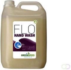Groene Greenspeed Handzeep Flo, Voor Frequent Gebruik, Bloemenparfum, Flacon Van 5 Liter