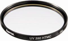 Zwarte Hama Uv 390/0-Haze Htmc :M86