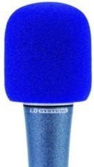 LD Systems D913 Plopkap windscherm blauw