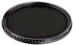Zwarte Hama Grijsfilter - Vario ND2-400 - 49mm