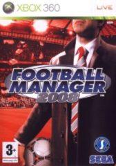 Sega Football Manager 2008