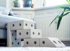 Modu speelgoed Curiosity Kit Blauw - Bouwblokken - Complete set