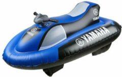 Blauwe Yamaha Aqua Cruise Elektrische Opblaasbare Waterscooter