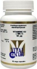 Vital Cell Life Vitamine K2 (MK-7) 50 mcg 60 vegicaps