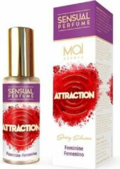 Attraction Mai feromonen parfum voor haar 30 ml - 30ml