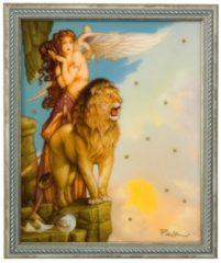 Lions Return Wandbild Artis Orbis Goebel Bunt