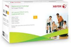 Xerox Gele toner cartridge. Gelijk aan HP CE252A. Compatibel met HP Colour LaserJet CM3530 MFP, Colour LaserJet CP3525