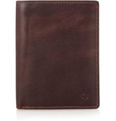 Castelijn & Beerens Bi-fold portemonnees Canyon Billfold 9 Creditcards Bruin
