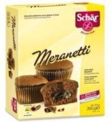 Schar Meranetti muffin ripieno di crema al cacao senza glutine 4x50g