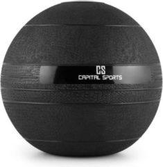 Capital_sports Groundcracker Slamball zwart rubber 4kg