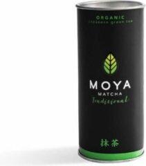 MOYA MATCHA TRADITIONAL Organic groen Tea - Matcha Poeder - 30 Gram