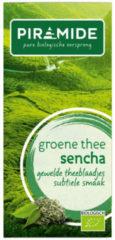 Piramide Groene thee sencha eko 20 Stuks