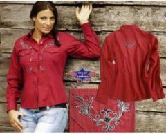 Rode Stars & Stripes Western Blouse Bonnie M