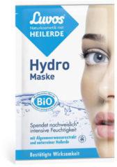 Luvos Crememasker hydro 7.5 ml 15 Milliliter