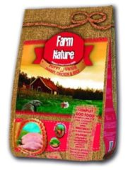 FARM NATURE TURKEY / CHICKEN / RICE HONDENVOER #95; 2,5 KG