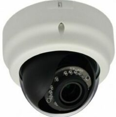 Witte Level One LevelOne FCS-3064 IP-beveiligingscamera Dome Plafond/muur 2592 x 1944 Pixels