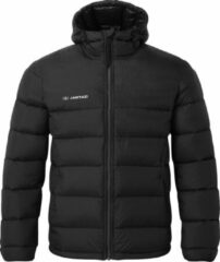 Jartazi Jas Coach Junior Polyester/fleece Zwart Maat 146/152