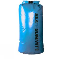 Blauwe Sea to Summit Stopper Dry Bag Waterdichte zak - 65L - Blauw