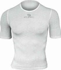 Brubeck Sportondergoed Ondershirt met 3D Technology -Korte Mouw-wit-S