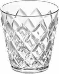Koziol - Crystal Small - Drinkglas 250ml - Transparant - Kunststof