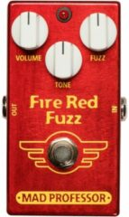 Mad Professor Fire Red Fuzz gitaar effectpedaal
