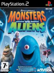 Activision Monsters vs. Aliens PS2