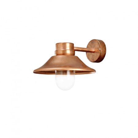 Afbeelding van Konstsmide Vega 412-900 Buiten LED-wandlamp Energielabel: LED (A++ - E) 5 W Warm-wit Koper