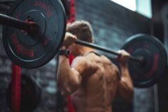 Zwarte Men's Health Bumper Plates 25 kg - Crossfit - Oefeningen - Fitness gemakkelijk thuis - Fitnessaccessoire