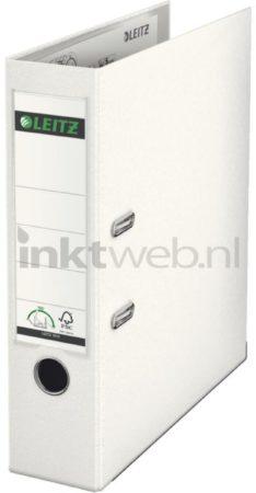 Afbeelding van Leitz Ordners 1010 DIN A4 Rugbreedte: 80 mm Wit 2 beugels 10105001